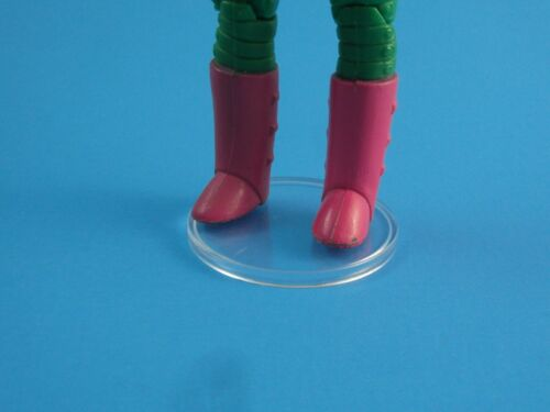 50 x VINTAGE super poteri Action Figure Stand-T2c