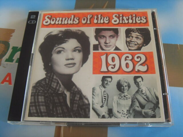 2 CD Sounds of the Sixties - 1962 Time Life TL SCC/19 von 2003