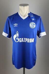 Schalke-04-Kinder-Trikot-Gr-Y-S-M-L-XL134-158-S04-2018-2019-Home-Umbro-Shirt