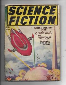 Science-Fiction-June-1939-Flying-Saucer-Attack-Cover