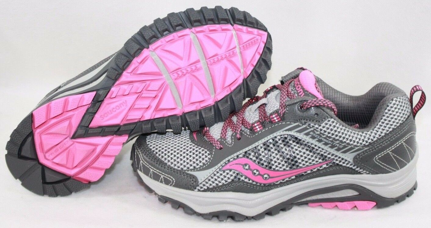 NEW Womens SAUCONY Excursion Excursion Excursion TR9 Trail S15249-17 Grey Running Sneakers shoes c2c42c