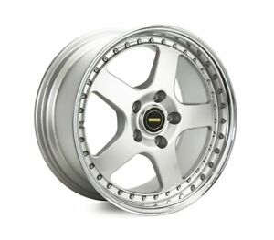 Details about NEW 17x8 5 17x9 5 Simmons FR-1 Silver 5/120 65 P32 Wheel