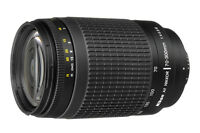 Nikon Camera Lens Af 70-300mm F/4-5.6g Camera Accessories