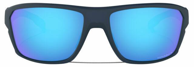 Oakley Split Shot Men S Sunglasses Matte Translucent Blue Frame With Prizm Sapphire Polarized Lenses For Sale Online Ebay