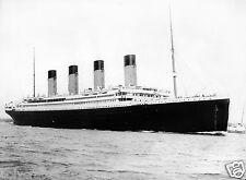Bateau Paquebot Le Titanic - tirage repro photo ancienne 10x15cm