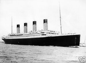 Bateau-Paquebot-Le-Titanic-tirage-repro-photo-ancienne-10x15cm
