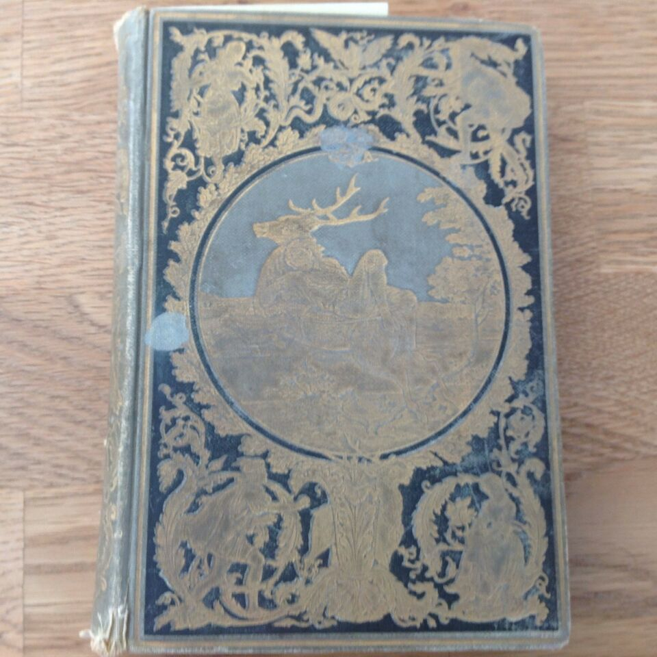 Hjortens flugt, Christian Winther , anden bog