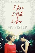 I Love I Hate I Miss My Sister-ExLibrary