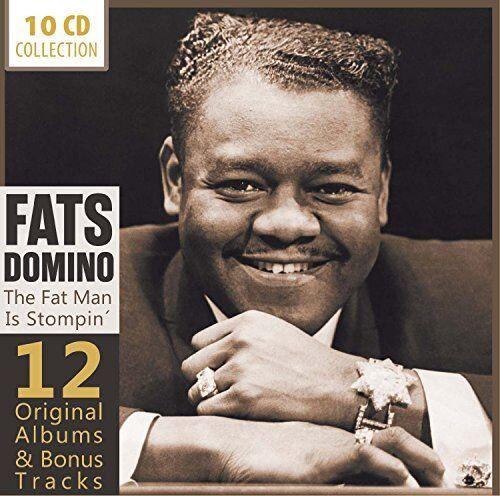 Fats Domino - 12 Original Albums - The Fat Man Is Stompin' [CD]