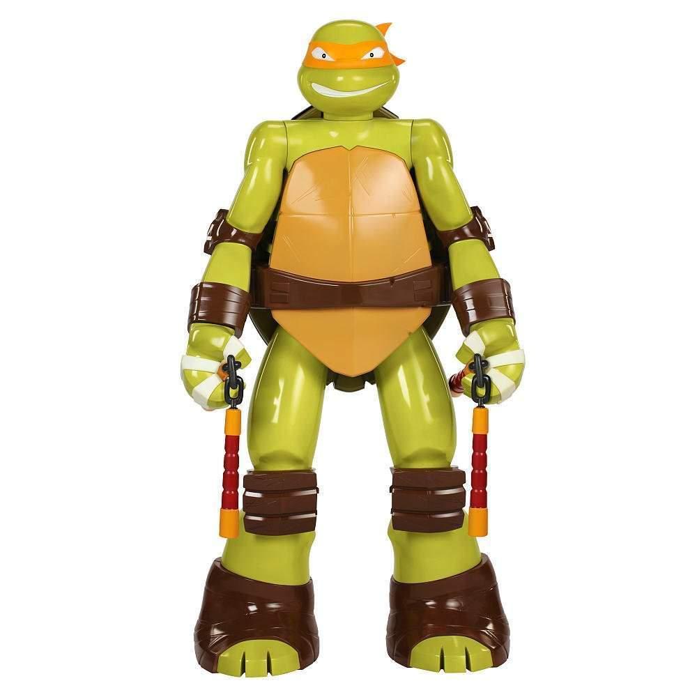 Teenage Mutant Ninja Turtles Michelangelo Colossal 48 Inch Action Figure
