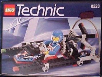 nuovo Lego Technic Harbor 8223  Hydrofoil nuovo Sealed  negozio fa acquisti e vendite
