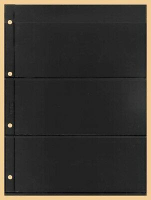 10x Kobra-einsteckblatt E23 Up-To-Date-Styling Schwarz Nr