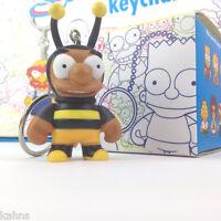 Kidrobot Simpsons Vinyl Keychain Series - Bumblebee Man - - Bee