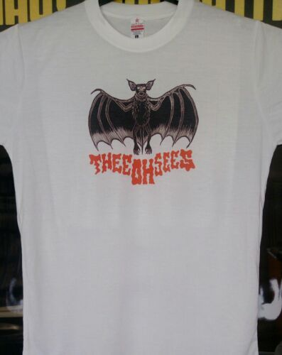 Thee Oh Sees Bat T-Shirt Size Medium