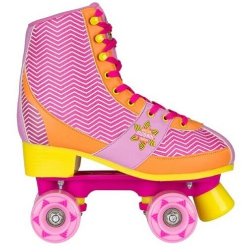Kinder Rollschuhe Skater für Girls /Mädchen Skater Rollerskates Gr. 33 - 40