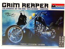 Monogram Grim Reaper Chopper Plastic Model Motorcycle Model Kit 1/8 85-7541