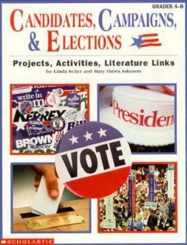 Candidates, Campaigns and Elections: Projects, Activities, Literature Links, Joh