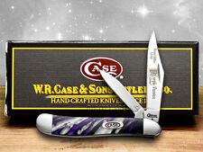 CASE XX Purple Passion 1/500 Peanut Pocket Knives Knife
