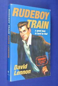 RUDEBOY-TRAIN-David-Lennon-BOOK-AUSTRALIAN-SKA-MUSIC-ALLNITERS-GAY-FICTION