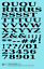 thumbnail 2 - K4 G Decals Black 1/2 Inch Penn Roman Letter Number Alphabet Set