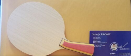 Nittaku Tenaly Original OFF Unique  Bent Handle 83 Grams Table Tennis Blade