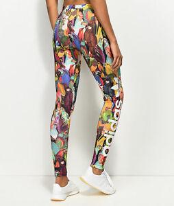 d1edc0477fc24 Adidas Originals Women's X FARM Passaredo UK 6 XS XXS Leggings | eBay