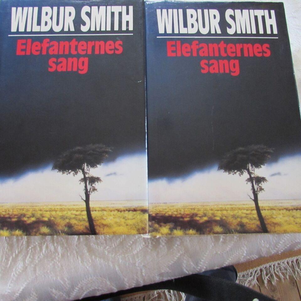 Autografer, Wilbur Smith