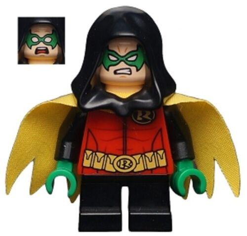 Batman II DC Minifigure Figurine New From 76056 Lego Super Heroes Robin sh289