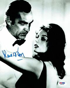 Lana-Wood-w-Sean-Connery-Signed-James-Bond-007-Authentic-8x10-Photo-PSA-DNA