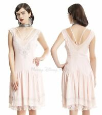 Fantastic Beasts And Where To Find Them Pink Queenie Drop Waist Flapper Dress