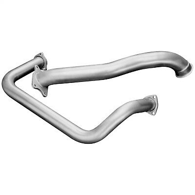 "For 99-03 Ford F-250//F-350 Super Duty 4/"" Flowmaster 1078 Turbo Down Pipe Kit"