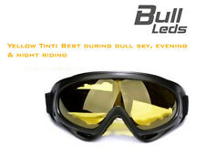 Bull-Leds ++Cruise Goggles ++Night Ride Eyewear for all Riders++