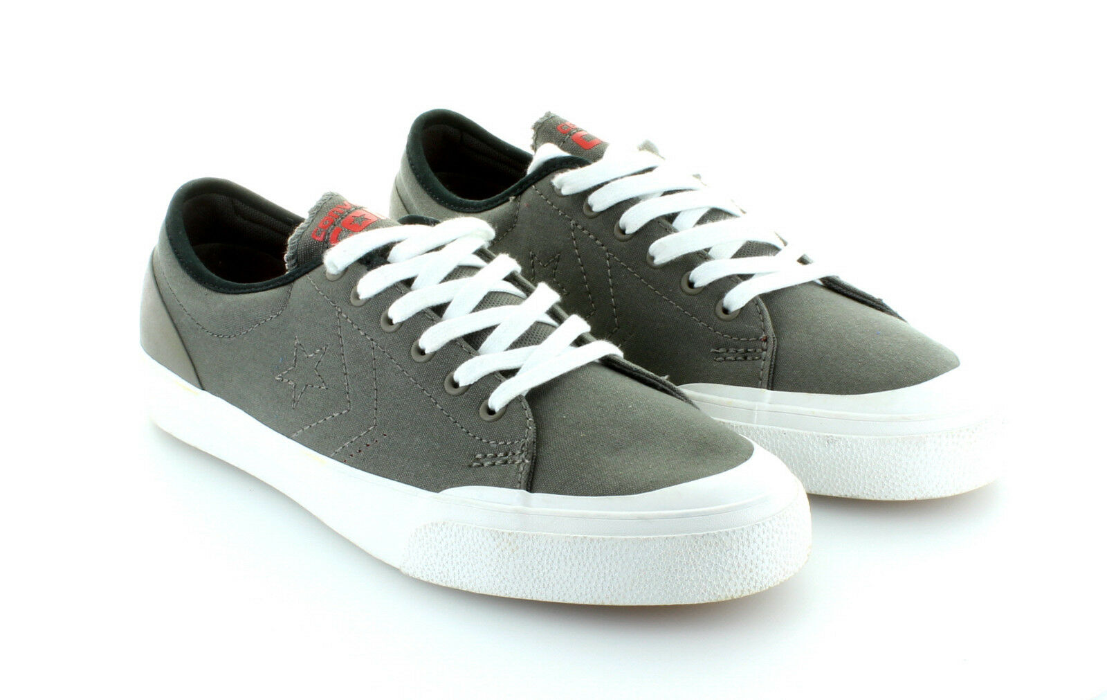 Converse Cons Summer Ox Canvas Charcoal Charcoal Charcoal taille 42,5/43,5 US 9 | Up-to-date Styling