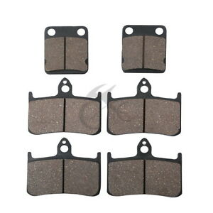 Rear-Front-Brake-Disc-Pads-Set-Kit-For-HONDA-RS-125-R-1995-Motorcycle