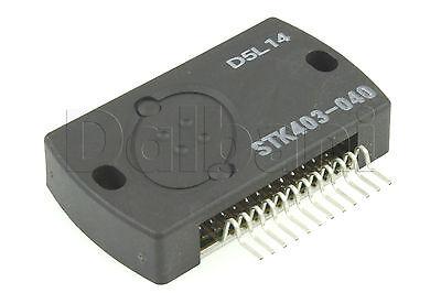 STK403-040 Sanyo Original Free Shipping US SELLER Integrated Circuit IC OEM