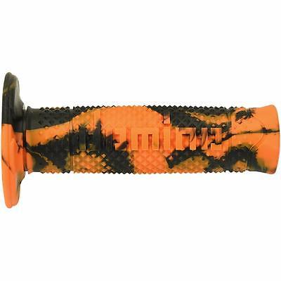 DOMINO A01041C4540 Black//Orange Motogp Grip