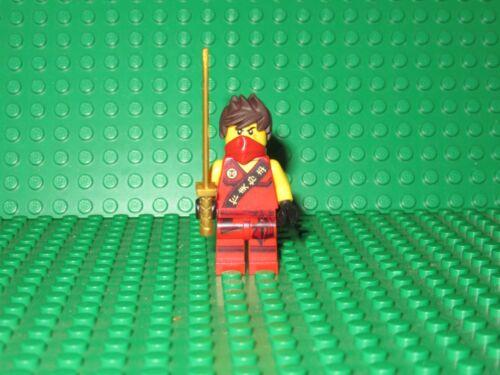 Lego KAI Sleeveless Ninja Minifigure NINJAGO 70752 70756 30293