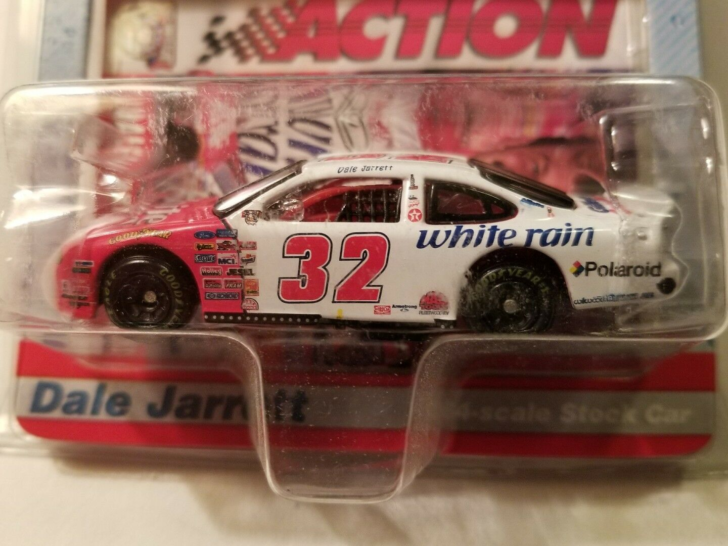 NEW Action Racing Collectable 1 64th Dale Dale Dale Jarrett Ford Taurs  O30dm adaaac