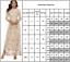 Womens-Floral-Long-Sleeve-High-Waist-Mesh-Elegant-Cocktail-Party-Long-Maxi-Dress thumbnail 2