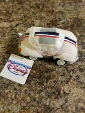 "Herbie  the Love Bug #53..1 PC ...6/"" Disney plush set W//tags *RARE*"