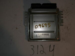 2005-05-NISSAN-ALTIMA-COMPUTER-BRAIN-ENGINE-CONTROL-ECU-ECM-MODULE-UNIT