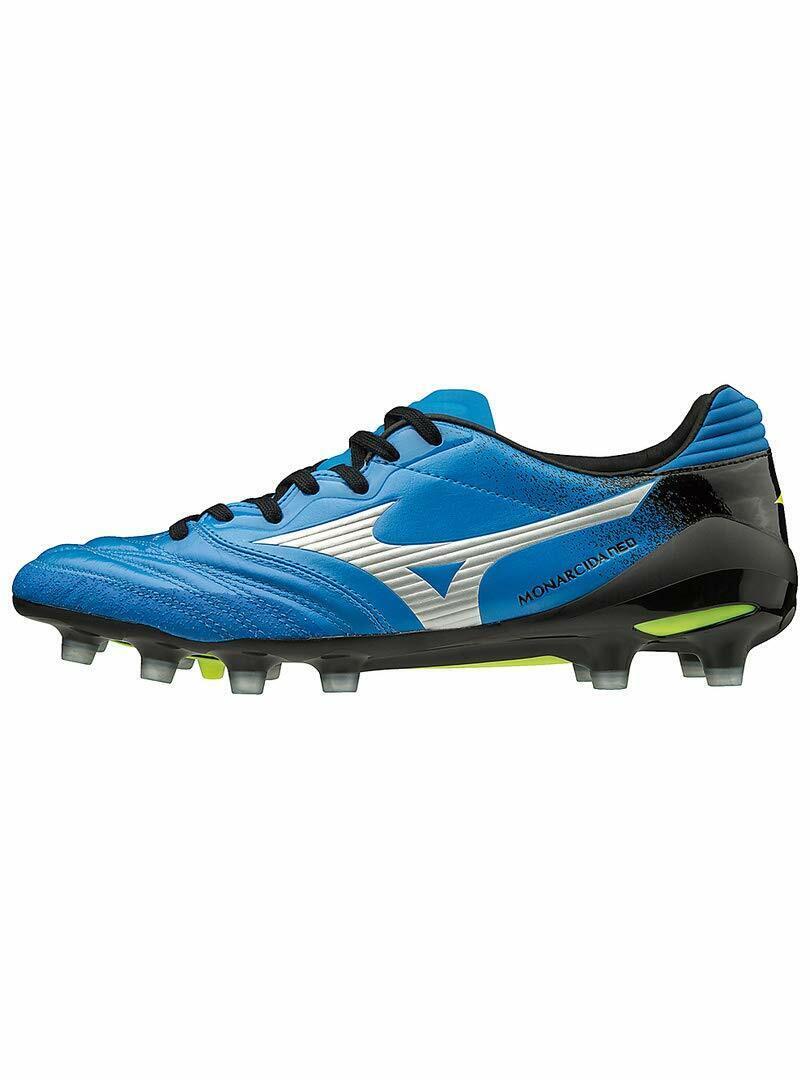Zapatos de fútbol de Mizuno monarcida Neo Japón P1GA1920 Azul US9.5 (27.5cm)