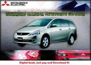 Mitsubishi Grandis Manual Pdf