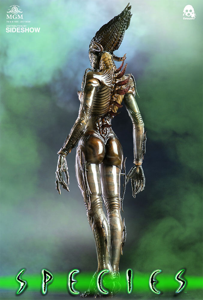 SPECIESSILALIEN   HUMAN HYBRIDSIXTH SCALE FIGURETHREEZERO FIGURETHREEZERO FIGURETHREEZERO   SIDESHOWMIB c03cb5