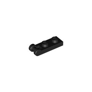 Lego ® Lot x10 Plaque Pince 1x2 Plate Clip Horizontal Choose Color 63868 NEW