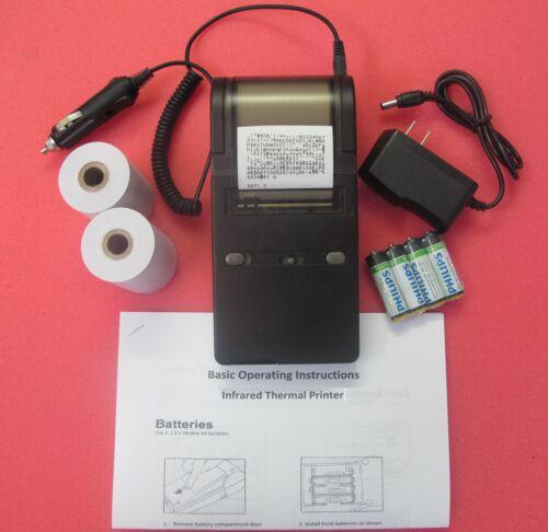 Printer for the Midtronics PowerSensor Micro500 Battery//Charging System Analyzer