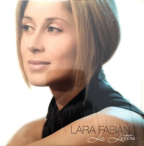 Lara-Fabian-CD-Single-La-Lettre-Europe-EX-VG