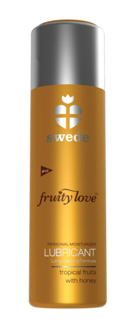 Fruity Love Lubricant Tropical Fruit with Honey 100 ml