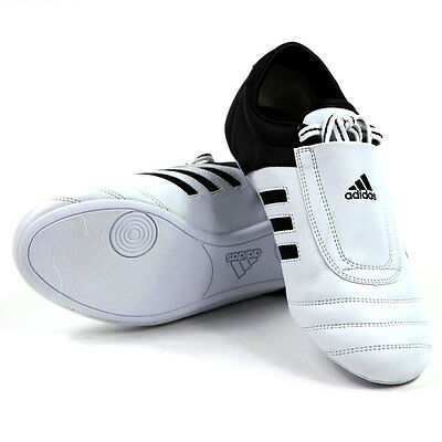 Adidas Martial Arts Trainers ADI SMIII Karate Taekwondo Shoes Adult Kids White