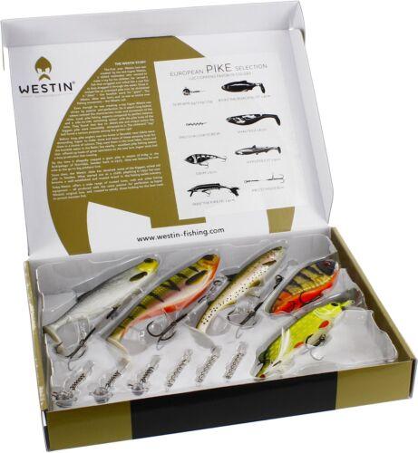 Westin européenne Pike Selection-Petit//Grand Idéal cadeau de Noël-Leurre,